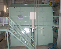 工場やプラントなどに必要な設備塗装も承ります。